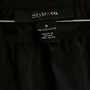Style & Co Tops - Style & CO blouse top